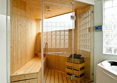 Day Spa Sauna